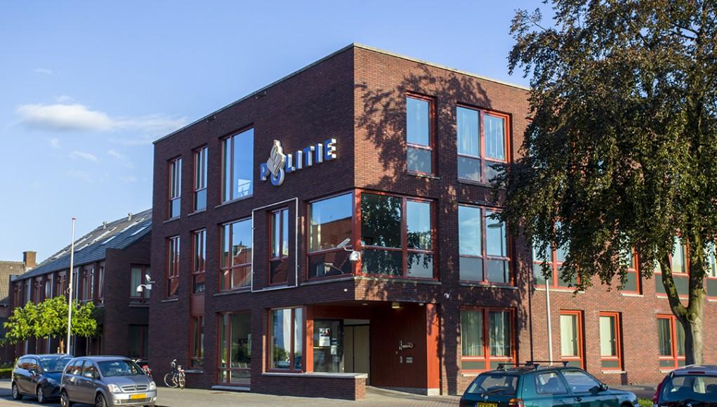 Politiebureau in Roosendaa