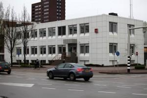 Brandweer Roosendaal aan Laan van Brabant