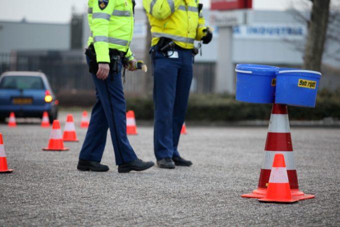Alcoholcontrole Politie