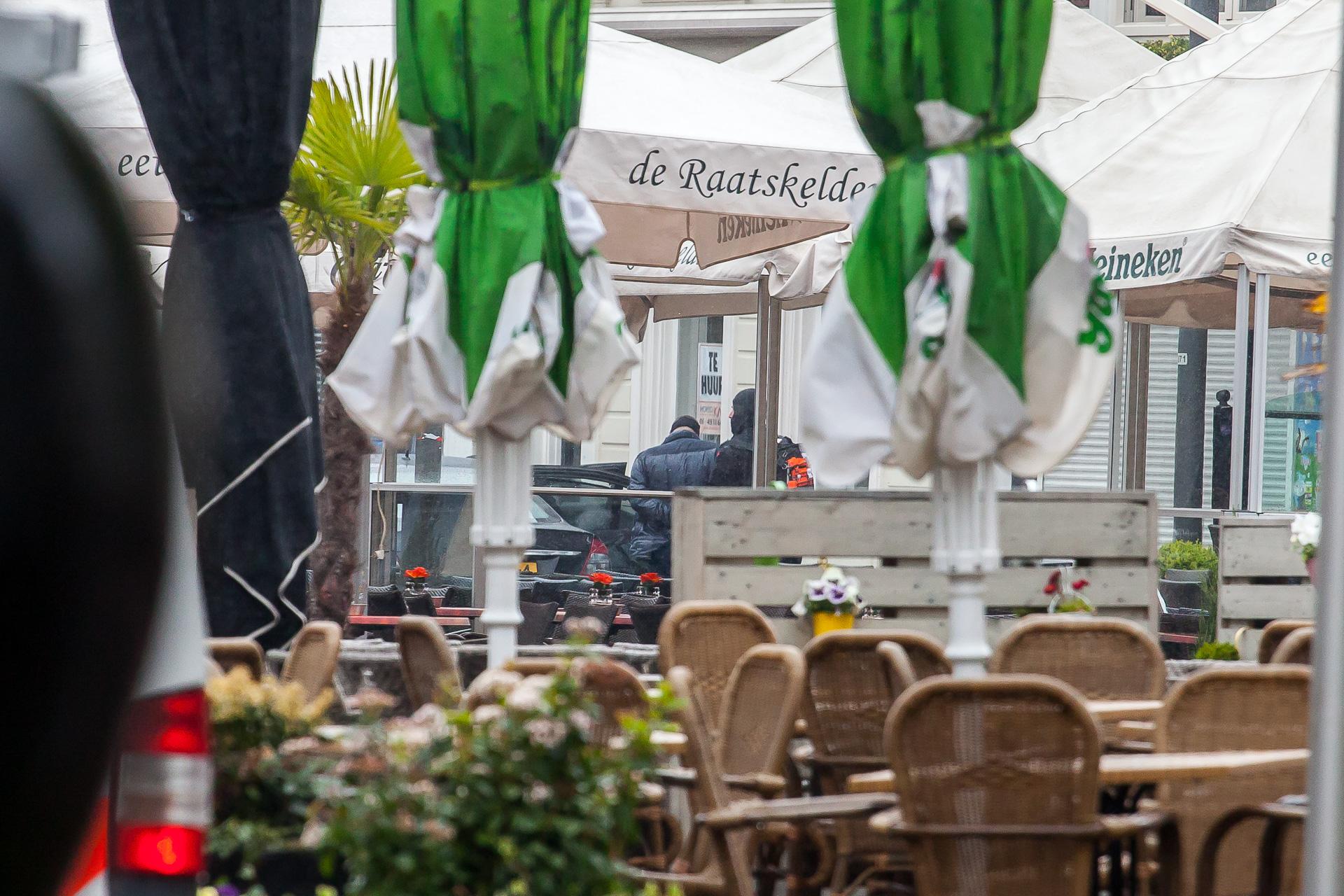 Man aangehouden door arrestatieteam na melding ... Chagall Roosendaal
