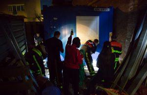 Brandweer bevrijd vermiste kat aan Oliemolen in Roosendaal
