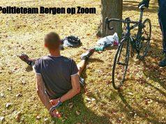Man rijdt op gestolen fiets op A58 bij Wouw