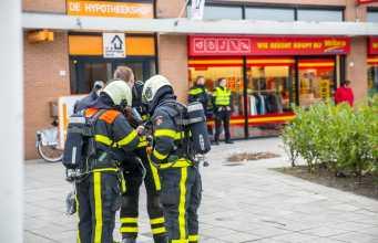 Wibra en Rabobank in Roosendaal ontruimd na gaslucht