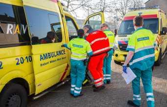 Kindje krijgt heet water over zich heen aan Hamsterberg in Roosendaal