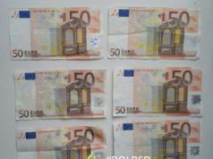 Valse biljetten 50 euro in omloop in Roosendaal