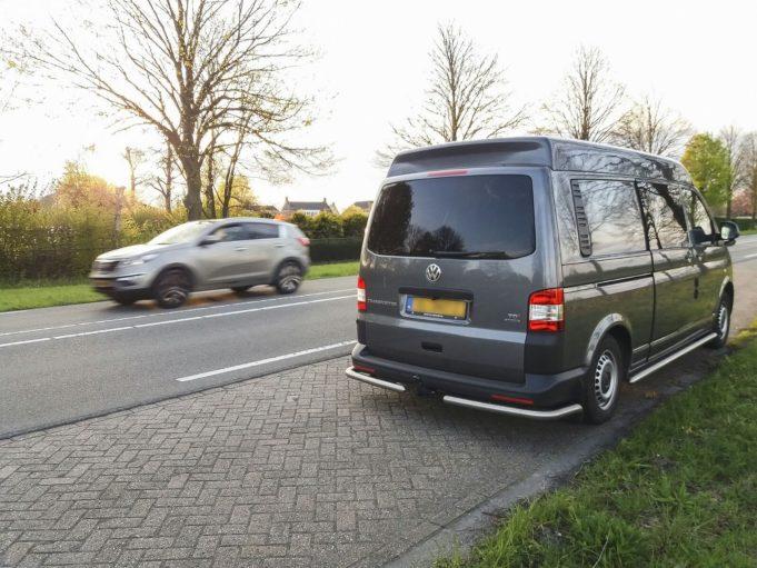 1.604 processen-verbaal uitgedeeld tijdens speedmarathon verkeer in West-Brabant
