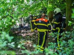 Kinderen stichten brand met deospray en aansteker in Roosendaal
