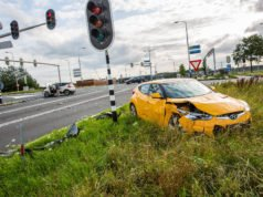 Gewonde bij ongeval op N268 bij Oud-Gastel