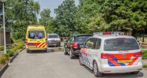 Echtpaar beroofd in eigen voortuin in Roosendaal
