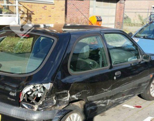 Politie zoekt beschadigde BMW na doorrijding botsing in Roosendaal