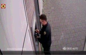 Gezocht: Pinpasdieven en auto-inbrekers in Roosendaal