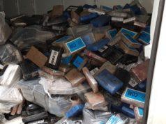 Roosendaler (39) aangehouden na onderscheppen 3800 kilo cocaïne