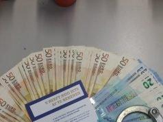Politie int ruim 7700 euro aan boetes