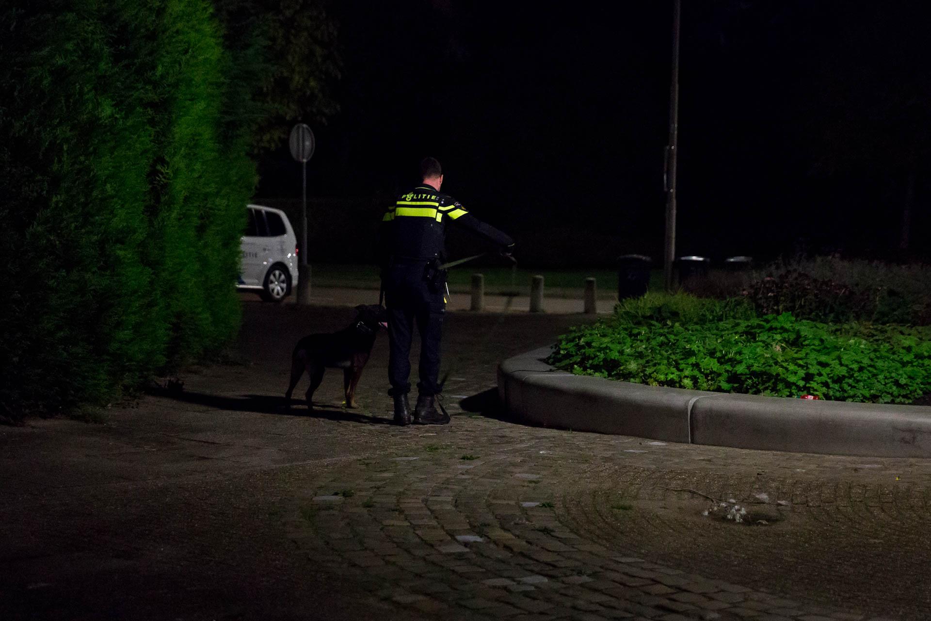 Overval op zonnestudio aan Dijkcentrum in Roosendaal