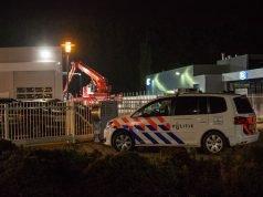 Hoogwerker ingezet tijdens zoektocht naar inbrekers in Roosendaal