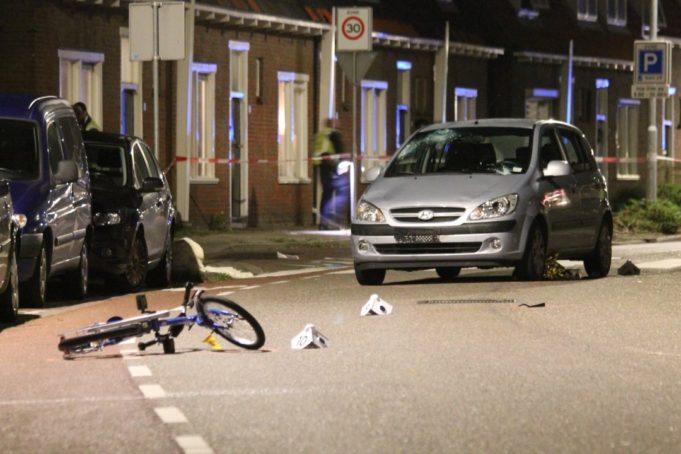 Dronken Roosendaler schept vader en zoontje (6) in Middelburg