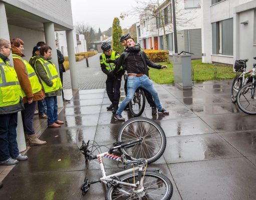 Kick-off deelname cliënten Sterrebos aan buurtpreventie