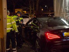 Elf auto's in beslag genomen bij verkeerscontroles in Rucphen en Bergen op Zoom