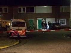 Woning aan de Amethistdijk in Roosendaal beschoten