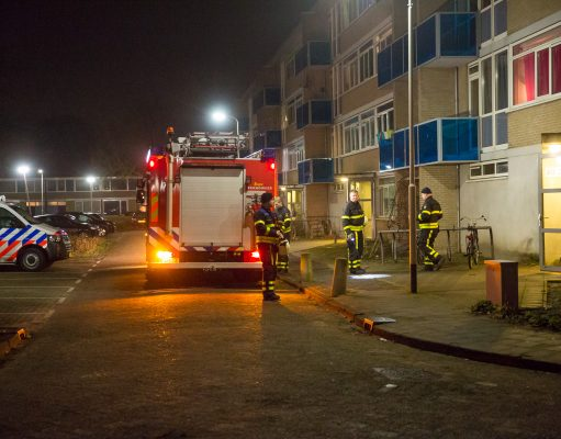 Hennepkwekerij ontdekt bij melding wateroverlast aan Jan Vermeerlaan in Roosendaal