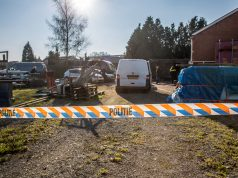 Aanhouding na inval groot XTC-lab in Sint Willebrord