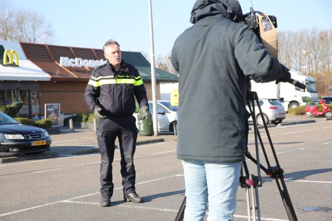 Serie overvallen Roosendaal in Bureau Brabant