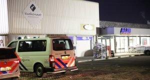 Mislukte gewapende winkeloverval, twee daders gevlucht