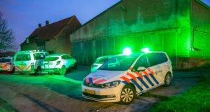 Drie aanhoudingen na vondst hennepdrogerij in Noordhoek