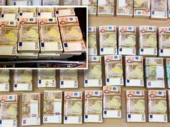 Roosendaler (56) en Willebrorder (38) vast vanwege koffer met 825.000 euro
