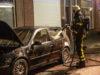 Auto zwaar beschadigd na brand, sterk vermoeden van brandstichting