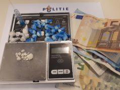 Man aangehouden op verdenking van drugshandel