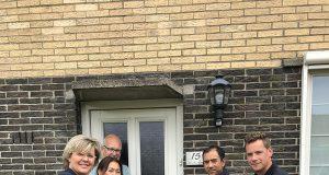 """Burgemeesters Rucphen en Halderberge geven startsein project """"Inbraakproof"""""""