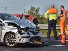 Twee gewonden bij ongeval op A16 bij Zevenbergen