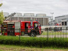 Middelbrand bij afvalverwerker Suez in Roosendaal