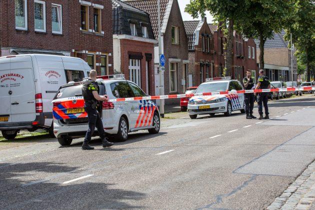 Drie mannen aangehouden voor schietincident in Roosendaal