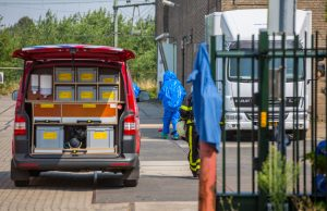 Snoepfabriek Cloetta in Roosendaal kort ontruimd vanwege ammoniaklek