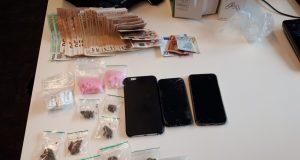 Drugsdealers aangehouden in Zegge