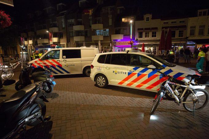 Vijf aanhoudingen in onderzoek mishandeling en openlijke geweldpleging
