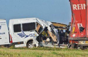 Meerdere gewonden bij ernstig ongeval op A4 bij Woensdrecht