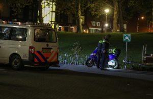 'Schietpartij' na aanrijding in Bergen op Zoom