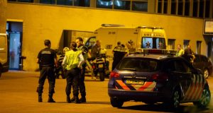 Commando overleden na onwelwording tijdens oefening in zwembad Roosendaal