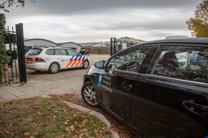 Integrale handhavingsactie tegen ondermijnende criminaliteit in Roosendaal