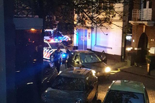 Man (34) uit Schijf in Vincentiusstraat aangehouden voor gevaarlijk rijden en drugsbezit
