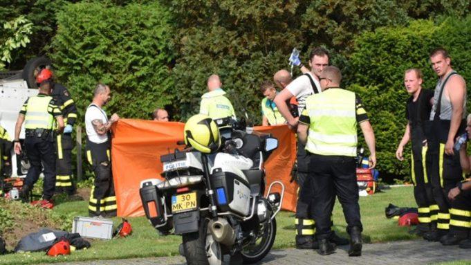 32-jarige man uit Polen overleden bij ongeluk in Oud Gastel