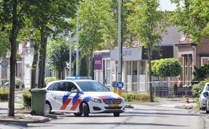 Mogelijke handgranaten aangetroffen bij horecagelegenheid in Bergen op Zoom