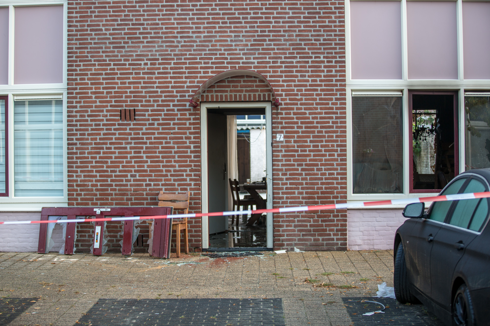 Man (29) aangehouden na brand in woning Bergen op Zoom