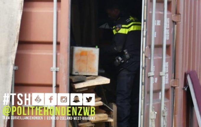 Drie inbrekers aangehouden bij bedrijf in Roosendaal