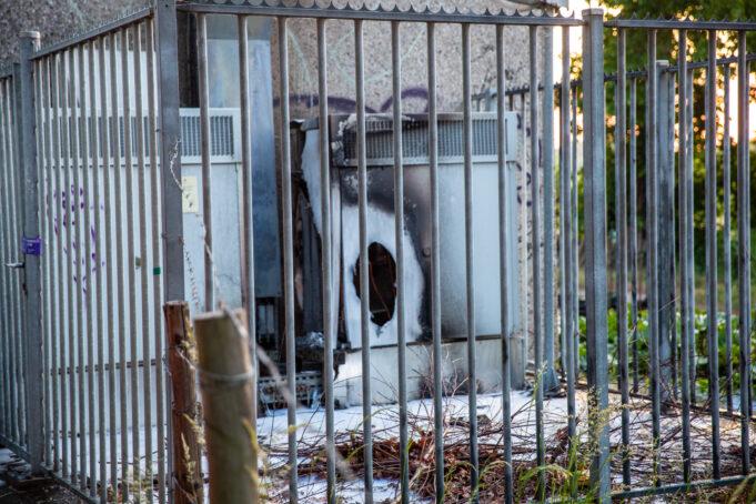 Opnieuw zendmast doelwit van brandstichting in West-Brabant