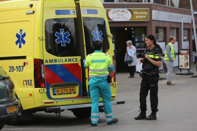 Man aangehouden na steekincident bij Jumbo supermarkt in Roosendaal