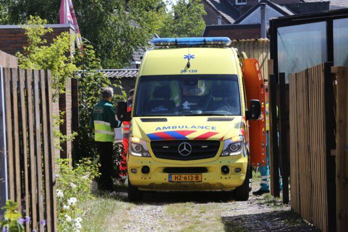 Bouwvakker gewond na val in Roosendaal